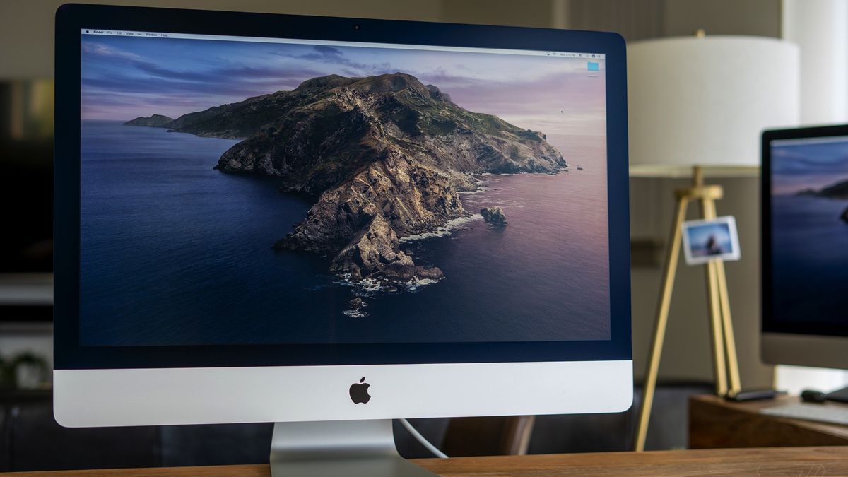 27-inch Apple iMac (2020) review More Pro than ever