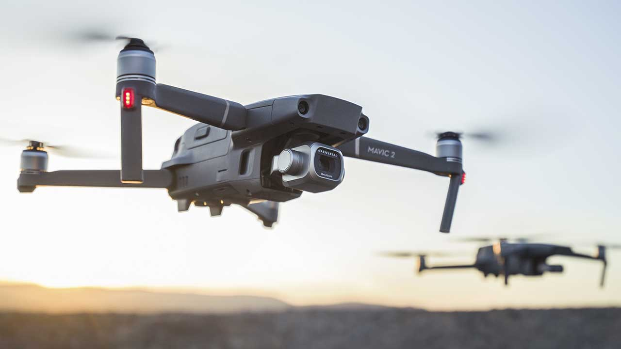 New Drone Models for 2020