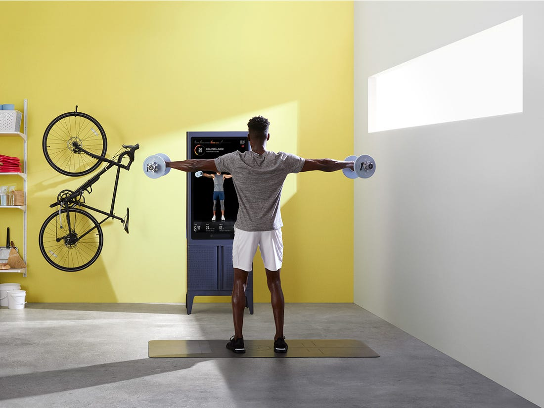 Tempo - The compact home gym with a built-in personal trainer