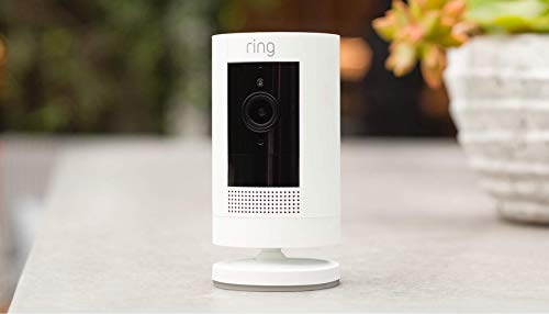 4) All-new Ring Stick Up Cam Battery HD Security Camera