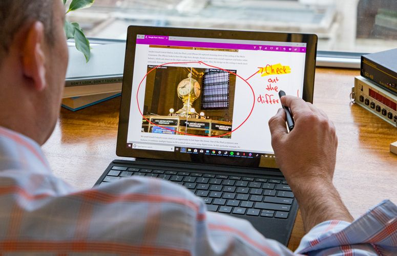Best 2-in-1:Surface Pro 6